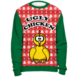 Ugly Chicken Sweatshirt - Farmer Brad LLC