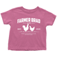 OFFICIAL FARMER BRAD (Toddler T-Shirt) - Farmer Brad LLC