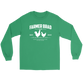 OFFICIAL FARMER BRAD (Gildan Long Sleeve Tee) - Farmer Brad LLC