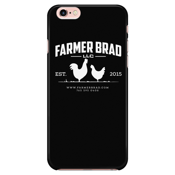 Farmer Brad iPhone 6/6s cell phone case