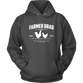 OFFICIAL FARMER BRAD (Unisex Hoodie) - Farmer Brad LLC