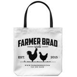 Farmer Brad Tote Bag - Farmer Brad LLC
