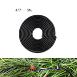 30m Automatic Micro Drip Irrigation System Garden Irrigation Spray Self Watering Kits with Adjustable Dripper - Farmer Brad LLC