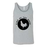 King of the Roost (Logo) - Unisex Tank
