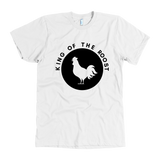 King of the Roost (Logo) - American Apparel Mens