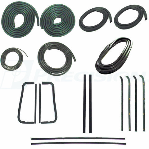 60-63 Chevy C10 Truck Complete Rubber Kit