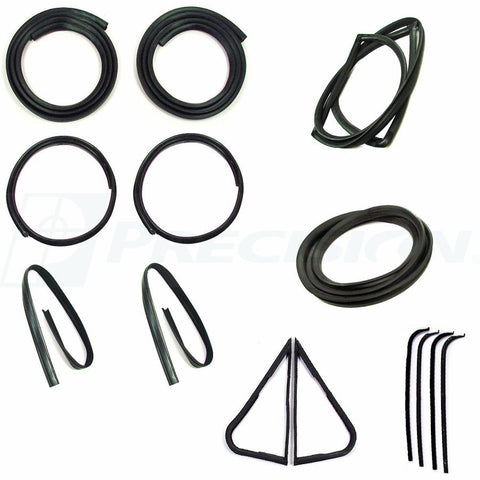 71-72 Ford F-100 Truck Complete Kit