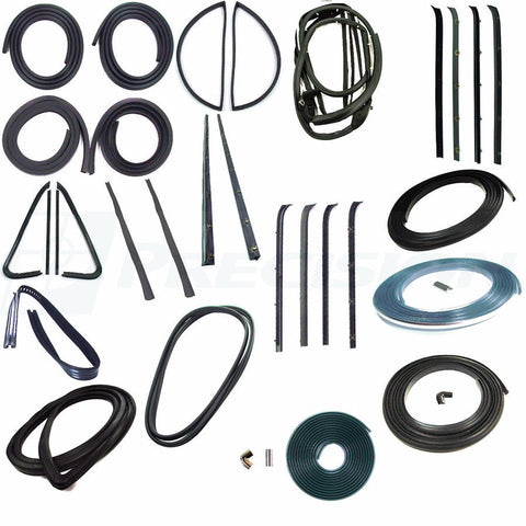 75-77 Chevy/GMC Suburban Complete Kit