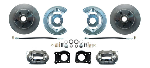 64-73 Ford Front Disc Brake Conversion Kit