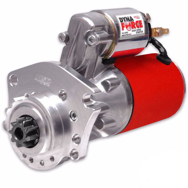 MSD DynaForce Chrysler 318-440 Billet 3.4 HP High Speed / Torque Mini Starter