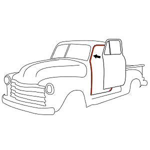 47-54 Chevy Truck Weather