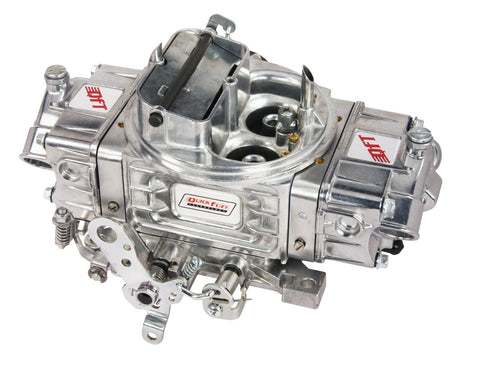 Quick Fuel 650 CFM Carburetor w/ Electric Choke Dual Feed Double Pumper