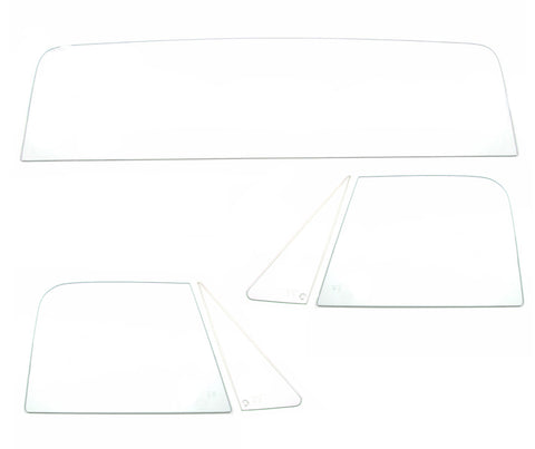 1967 Chevy Truck Clear Tempered Glass Kit (Small)