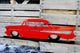 1957 Chevy Bel Air Garage Sign Large 46""