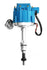 Blue Ford HEI Distributor w/ 50k Electronic Ignition Coil