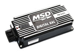 Black MSD 6AL Digital Ignition Box w/ Built-In Rev Limiter