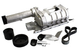 SBF Weiand 174 Satin Powercharger/Supercharger Ford 289-302 Blower