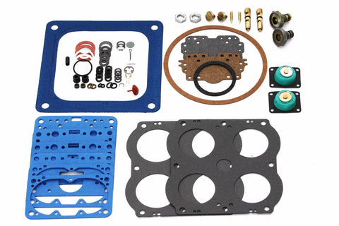 Quick Fuel 4500 Dominator Carburetor Rebuild Kit Holley King Demon