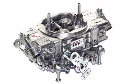 Quick Fuel 750 CFM Carburetor w/o Choke Dual Feed Double Pumper