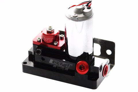 Quick Fuel Billet Electric 175 GPH High Volume Fuel Pump