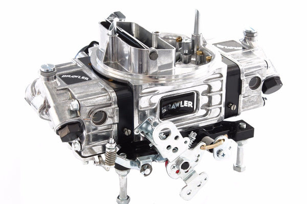 Quick Fuel Brawler 650 CFM Carburetor w/ Electric Choke Dual Feed