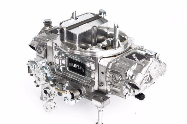 Quick Fuel Brawler 570 CFM Carburetor w/Electric Choke Vacuum Secondary