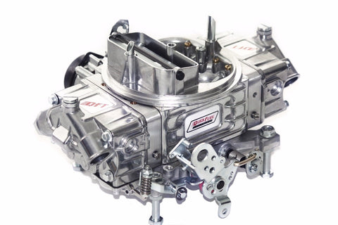 Quick Fuel 600 CFM Carburetor w/ Electric Choke Dual Feed Double Pumper