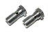 "(2) 7/16""-20 Banjo Bolt Fitting Stainless Steel"