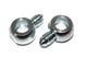 -3 An to 10mm Banjo Fitting Stainless Steel