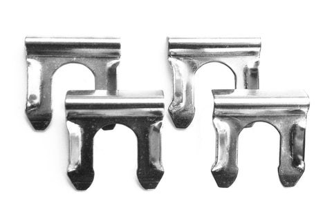 (4) Allstar Brake Line Clamps