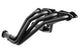 "68-87 Chevy/GMC BBC Truck 1-3-4"" Long Tube Black Exhaust Headers"