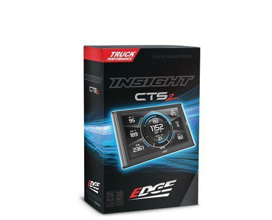 Edge Products Gauge Set CTS2 Digital Display Monitor OBDII