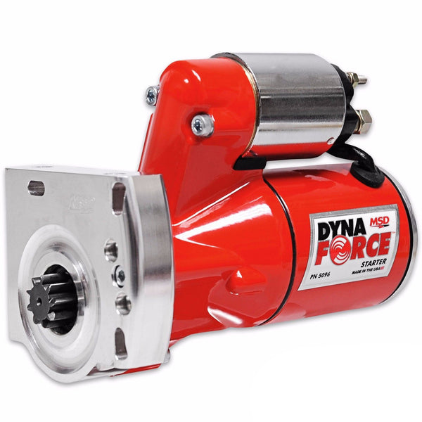 MSD DynaForce Pontia Oldmobile 326 455 Billet Aluminum 3.4 HP Mini Starter