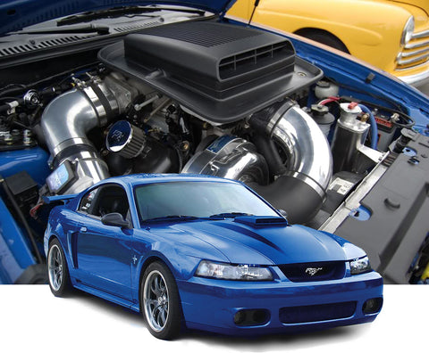 ProCharger 2003-04 Mustang Mach 1 4.6 4V Stage II Intercooled Tuner Kit w/P1SC-1