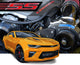Chevy Camaro Gen 6 2016-17 LT1 ProCharger HO Intercooled Tuner Kit w/ P-1SC-1