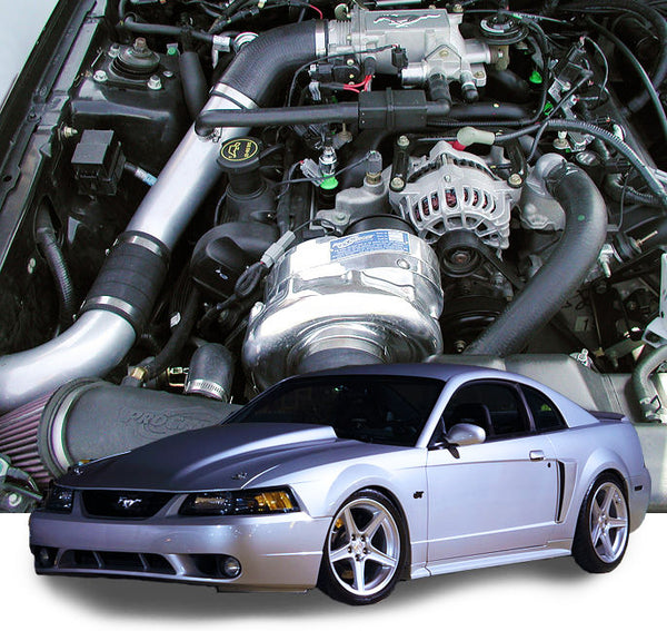 ProCharger 1999-04 Ford Mustang GT 4.6 2V HO Intercooled Tuner Kit w/P-1SC-1