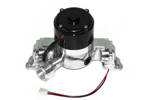 SBC High Volume Polished Electric Water Pump