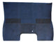 39-46 Chevy/GMC Truck Black Full Rubber Factory Style Floor Mat