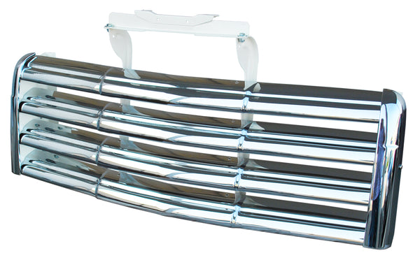 47-53 GMC Pickup Truck Chrome Grille Assembly