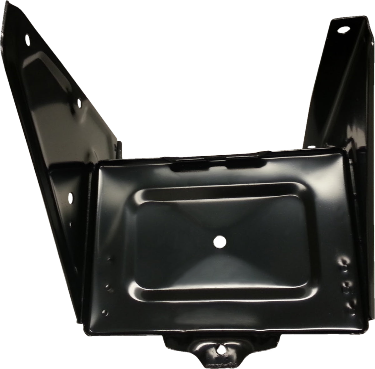 67-72 Chevy//GMC C10 Truck Battery Tray Box /& Hold Down with A//C *Premium Grade*