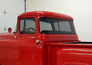 55-59 Chevy Truck Gray Tinted Temped Glass Kit