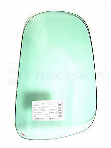 47-50 Chevy 5 Window Truck Green Tinted Tempered Glass 5-PC Kit