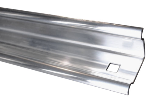 47-87 Chevy C10 Truck Short Bed Stepside Polished Stainless Angle Strip