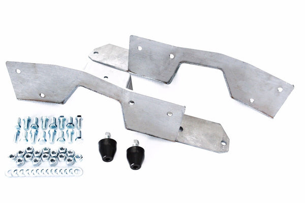 63-72 Chevy/GMC Truck Drop Rear Bolt-In Frame C-Notch