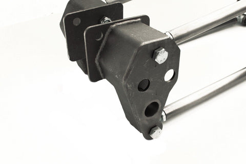 Truck Bolt/Weld-On 4-Link Rear Suspension For Air Bags/Coil