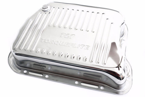 Chrome Chrysler 727 Extra Deep Capacity Transmission Pan