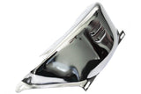 Chevy GM 350 400 Chrome Steel Transmission Flywheel Dust Cover Shield
