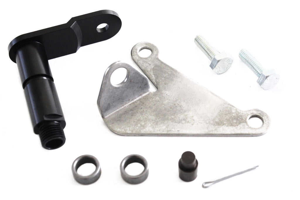 B&M Shifter Cable Bracket & Lever Kit Fits Ford AOD