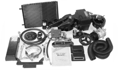Vintage Air Sure Fit A/C Kit 66-77 Ford Bronco / 73-80 Toyota Landcruiser