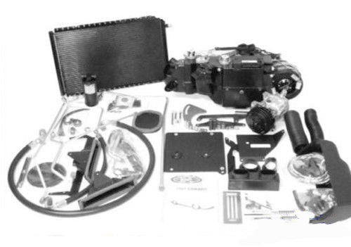 Vintage Air Gen IV Kit for 67-69 70-78 Camaro / Firebird A/C Heat Defrost